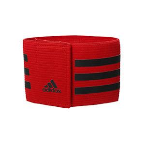 Brazalete de capitán adidas - Brazalete de capitán adidas - rojo - trasera