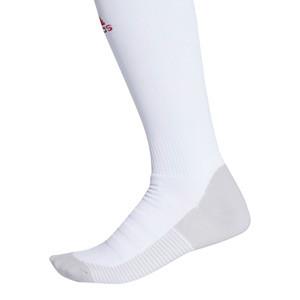 Medias adidas Adisock 18 - Medias de fútbol adidas - blancas - trasera
