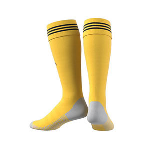 Medias adidas Adisock 18 - Medias de fútbol adidas - amarillas - trasera