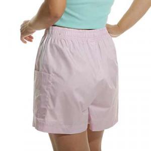 Short Nike mujer Sportswear Essential Woven - Pantalón corto de fútbol para mujer Nike - rosa