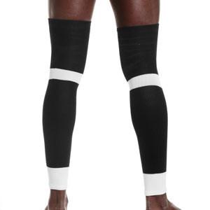 Manguitos Nike Matchfit - Manguitos de portero compresivos antiabrasión Nike - negros - frontal