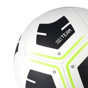 Balón Nike Park Team talla 3 - Balón de fútbol Nike talla 3 - blanco y negro - trasera