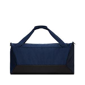 Bolsa de deporte Nike Academy Team mediana - Bolsa de entrenamiento de fútbol Nike (64 x 30 x 30 cm) - azul marino