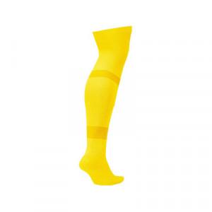 Medias Nike Matchfit largas - Medias largas de futbol Nike - amarillas