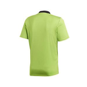 Camiseta adidas Referee 18 - Camiseta de manga larga de árbitro - verde - Trasera