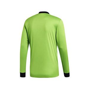Camiseta adidas Referee 18 - Camiseta de manga larga adidas de árbitro - verde - trasera