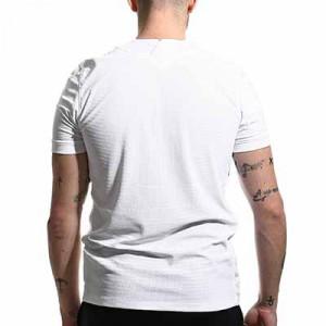 Camiseta Nike Tottenham 2021 2022 Dri-Fit ADV Match - Camiseta auténtica primera equipación Nike del Tottenham Hotspur 2021 2022 - blanca - trasera