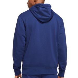 Chaqueta Nike Atlético Sportswear Club Hoodie - Chaqueta Nike del Atlético de Madrid - azul marino
