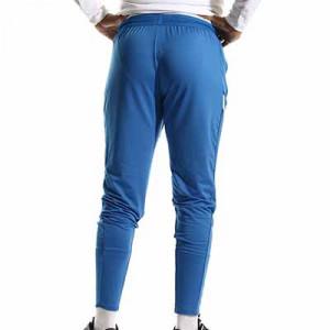 Pantalón Nike Barcelona entrenamiento Dri-fit Strike - Pantalón largo de entrenamiento Nike del FC Barcelona - azul - completa trasera