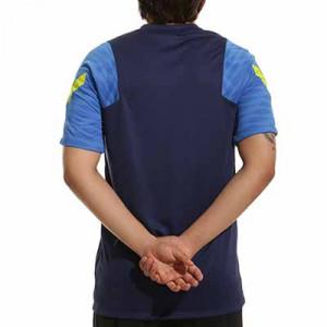 Camiseta Nike Tottenham entrenamiento Dri-Fit Strike - Camiseta de entrenamiento Nike del Tottenham Hotspur - azul marino