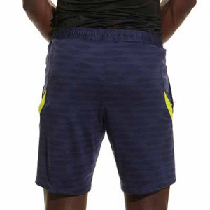 Short Nike Tottenham entrenamiento Dri-Fit Strike - Pantalón corto de entrenamiento Nike del Tottenham Hotspur - azul marino