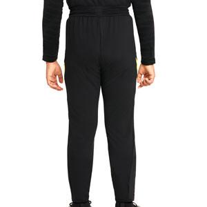 Pantalón Nike Chelsea entrenamiento niño Dri-Fit Strike - Pantalón largo infantil de entrenamiento Nike del Chelsea FC - negro