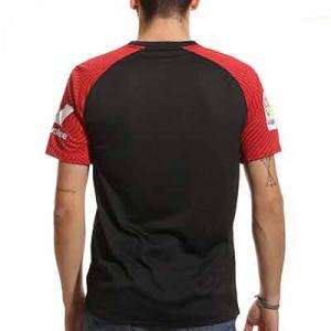 Camiseta Nike 3a Sevilla 2021 2022 - Camiseta tercera equipación Nike del Sevilla FC 2021 2022 - negra