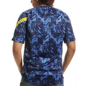 Camiseta Nike Tottenham pre-match - Camiseta de calentamiento pre-partido Nike del Tottenham Hotspur FC - azul