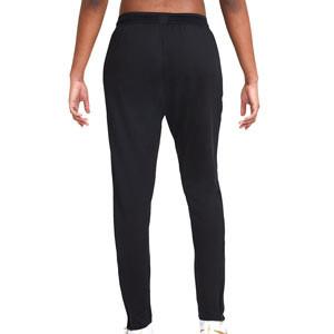 Pantalón Nike Dri-Fit Strike 21 mujer - Pantalón largo de entrenamiento de fútbol para mujer Nike - negro - trasera