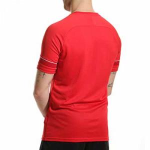 Camiseta Nike Dri-Fit Academy 21 - Camiseta de manga corta Nike- roja