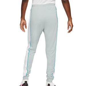 Pantalón Nike Dri-Fit Academy Joga Bonito - Pantalón largo Nike de la colección Joga Bonito - gris - trasera