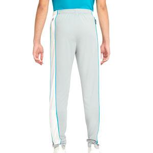 Pantalón Nike Dri-Fit Academy niño Joga Bonito - Pantalón largo infantil Nike de la colección Joga Bonito - gris - trasera