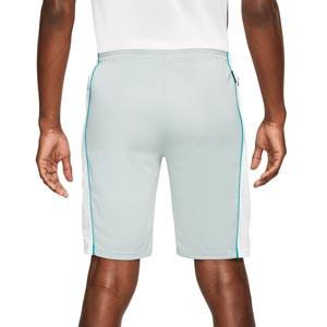 Short Nike Dry Academy Joga Bonito - Pantalón corto de entrenamiento de fútbol Nike de la colección Joga Bonito - gris - trasera