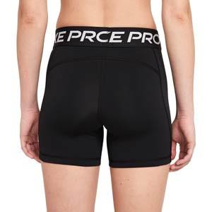 Mallas Nike Pro 365 mujer 12,5 cm - Mallas cortas de mujer Nike para fútbol - negras
