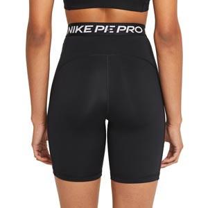 Mallas Nike Pro 365 mujer 18 cm - Mallas cortas de mujer Nike para fútbol - negra
