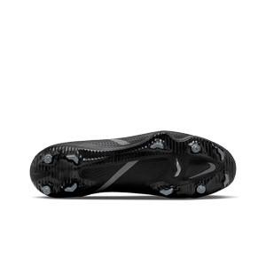 Nike Phantom GT2 Pro FG - Botas de fútbol con tobillera Nike FG para césped natural o artificial de última generación - negras