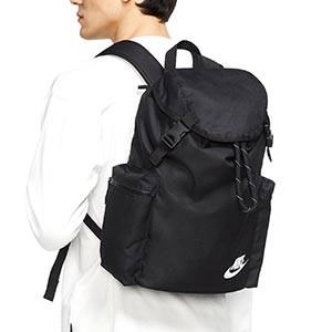Mochila Nike Heritage - Mochila de deporte Nike (48 x 30 x 15 cm) - negra