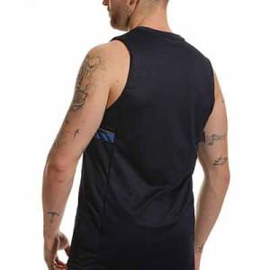 Camiseta Nike Sevilla entrenamiento - Camiseta de tirantes de entrenamiento Nike del Sevilla FC - azul marino