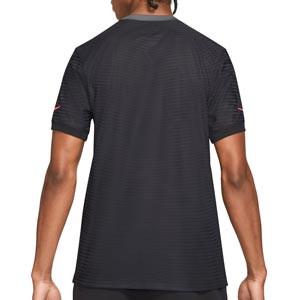 Camiseta Nike 3a PSG 2021 2022 Dri-Fit ADV Match - Camiseta auténtica tercera equipación Nike del París Saint-Germain 2021 2022 - negra
