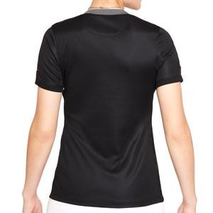 Camiseta Nike 3a PSG 2021 2022 mujer Dri-Fit Stadium - Camiseta de la tercera equipación para mujer Nike del París Saint-Germain 2021 2022 - negra