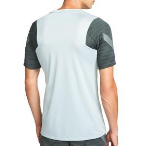 Camiseta Nike Liverpool entrenamiento UCL Dri-Fit Strike - Camiseta de entrenamiento Nike del Liverpool FC de Champions League - gris