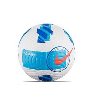Balón Nike Serie A 21 2022 Flight FIFA talla 5 - Balón de fútbol Nike de la Serie A 2021 2022 talla 5 - blanco, azul