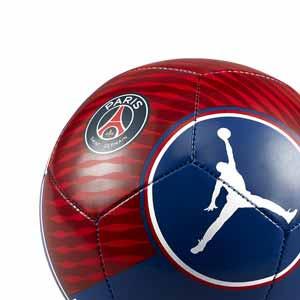 Balón Nike PSG x Jordan Skills talla mini - Balón de fútbol Nike del París Saint-Germain en talla mini - azul, rojo