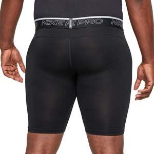 Mallas Nike Pro Dri-Fit - Mallas cortas de fútbol Nike - negras