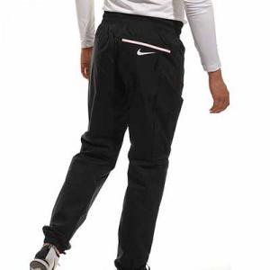 Pantalón Nike PSG Sportswear Woven - Pantalón largo Nike del París Saint-Germain - negro