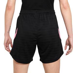 Short Nike PSG entrenamiento mujer Dri-Fit Strike - Pantalón corto de entrenamiento para mujer Nike del París Saint-Germain - negro