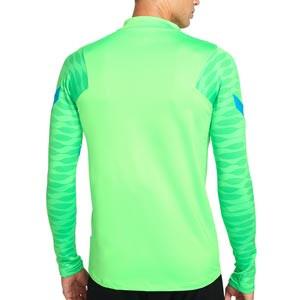 Sudadera Nike Inter entrenamiento Dri-Fit Strike UCL - Sudadera de entrenamiento del Inter de Milán de la Champions League 2021 2022 - verde