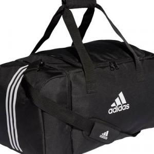 Bolsa de deporte adidas Tiro - Bolsa de deporte adidas Tiro - negra - lateral
