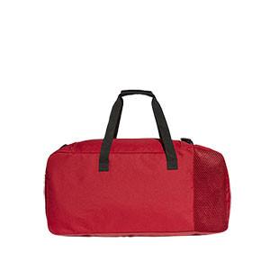 Bolsa de deporte adidas Tiro grande - Bolsa de deporte adidas Tiro (70 x 32 x 32 cm) - roja - Trasera