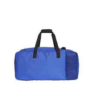Bolsa de deporte adidas Tiro Duffel - Bolsa de deporte adidas Tiro (70 x 32 x 32 cm) - azul - trasera