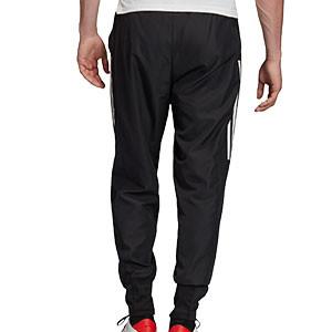 Pantalón adidas Condivo 20 Presentación - Pantalón largo de chándal adidas - negro - trasera