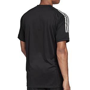 Camiseta adidas Condivo 20 - Camiseta de entrenamiento de fútbol adidas - negra - trasera