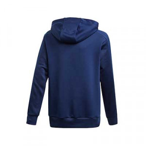Sudadera con capucha adidas Condivo 20 - Sudadera con capucha de entrenamiento de fútbol infantil adidas - azul marino - trasera