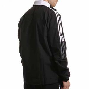 Cortavientos adidas Benfica All Weather - Chaqueta cortavientos con capucha para entrenadores adidas del Benfica - negra