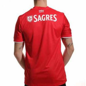 Camiseta adidas Benfica 2021 2022 - Camiseta primera equipación adidas del Benfica 2021 2022 - roja