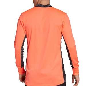 Camiseta portero adidas Adipro 20 GK - Camiseta de manga larga de portero adidas - naranja - trasera