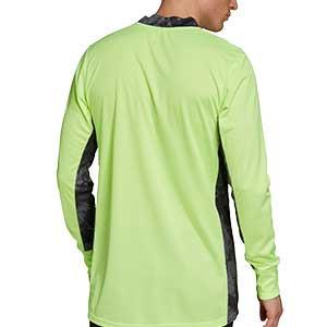 Camiseta portero adidas Adipro 20 GK - Camiseta de manga larga de portero adidas - verde - trasera