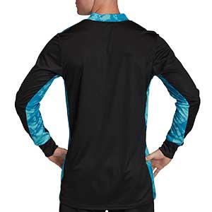 Camiseta portero adidas Adipro 20 GK - Camiseta de manga larga de portero adidas - negra - trasera
