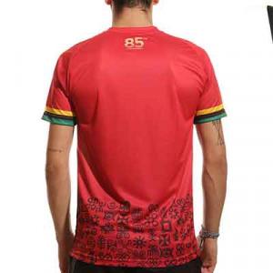 Camiseta Errea Asante Kotoko 2021 2022 - Camiseta Errea primera equipación Asante Kotoko 2021 2022 - roja