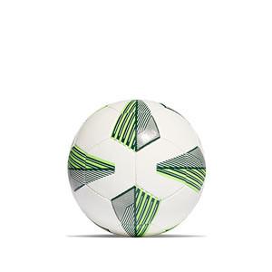 Balón adidas Tiro Match talla 3 - Balón de fútbol adidas talla 3 - blanco, verde - trasera